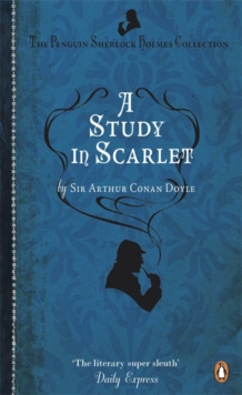A Study in Scarlet, Paperback