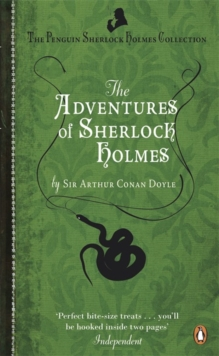 The Adventures of Sherlock Holmes, Paperback