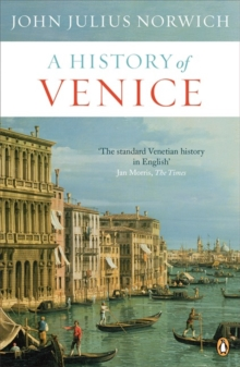 A History Of Venice,, Paperback Book