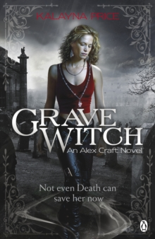 Grave Witch, Paperback Book