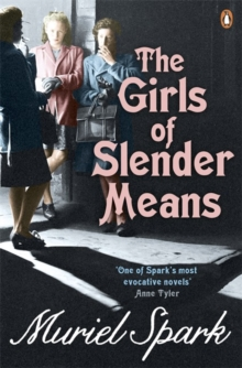 The Girls of Slender Means, Paperback