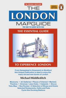 The London Mapguide, Paperback