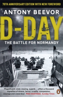D-Day : The Battle for Normandy, Paperback