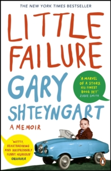 Little Failure : A Memoir, Paperback