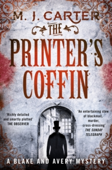 The Printer's Coffin : The Blake and Avery Mystery Series (Book 2), EPUB eBook