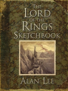 "The ""Lord of the Rings"" Sketchbook : Portfolio, Hardback"