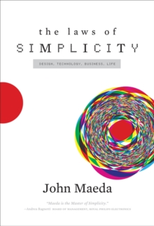 The Laws of Simplicity, Hardback