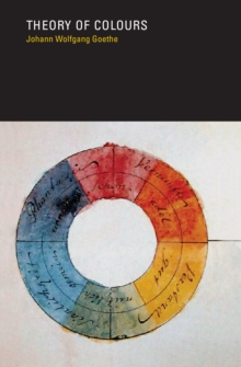 Theory of Colours, Paperback