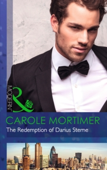 The Redemption of Darius Sterne, Paperback Book