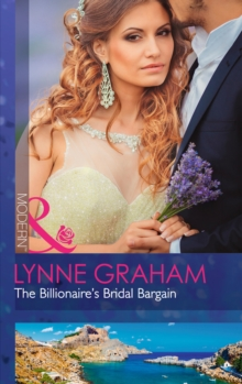 The Billionaire's Bridal Bargain (Bound by Gold, Book 1), Paperback
