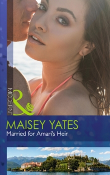 Married for Amari's Heir, Paperback