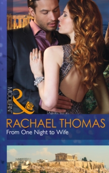 From One Night to Wife, Paperback Book