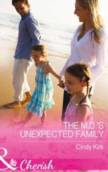The M.D.'s Unexpected Family, Paperback Book