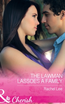 The Lawman Lassoes a Family, Paperback Book