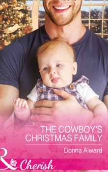 The Cowboy's Christmas Family, Paperback Book