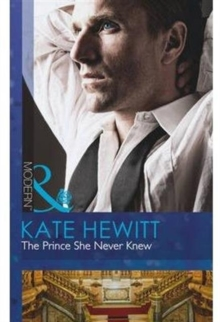 The Prince She Never Knew, Paperback Book