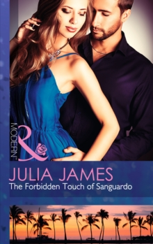 The Forbidden Touch of Sanguardo, Paperback Book