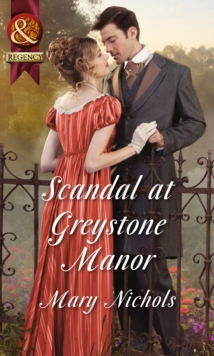 Scandal at Greystone Manor, Paperback