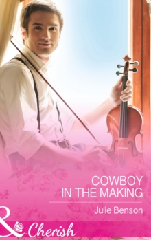 Cowboy in the Making, Paperback