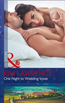 One Night to Wedding Vows (Wedlocked!, Book 76), Paperback