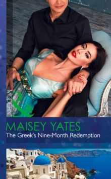 The Greek's Nine-Month Redemption (One Night with Consequences, Book 21), Paperback Book