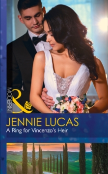 A Ring for Vincenzo's Heir, Paperback Book