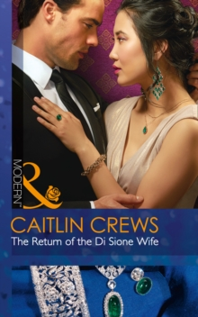 The Return Of The Di Sione Wife, Paperback