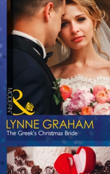 The Greek's Christmas Bride, Paperback