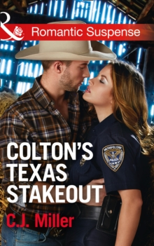 Colton's Texas Stakeout, Paperback Book