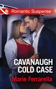 Cavanaugh Cold Case, Paperback Book