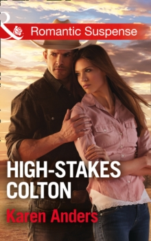 High-Stakes Colton, Paperback Book