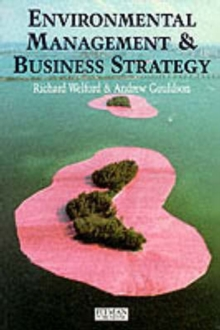Environmental Management and Business Strategy, Paperback
