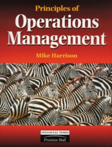 Principles of Operations Management, Paperback