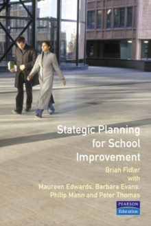 Strategic Planning for School Improvement, Paperback