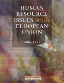 Human Resource Issues of the European Union, Paperback