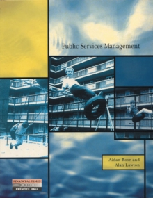Public Services Management, Paperback