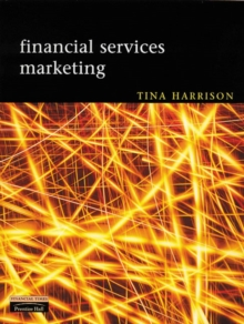 Financial Services Marketing, Paperback Book