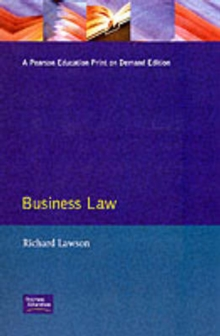 Business Law, Paperback