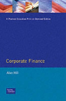 Frameworks Corporate Finance, Paperback Book