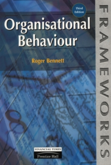 Organisational Behaviour, Paperback