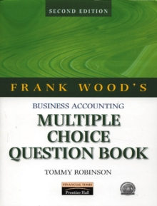 Business Accounting : Multiple-choice Question Book Multiple Choice Question Book, Paperback Book