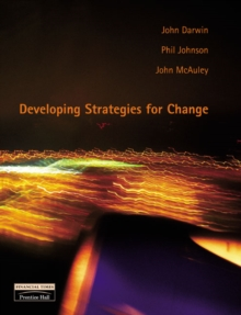 Developing Strategies for Change, Paperback Book