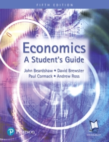 Economics : A Student's Guide, Paperback Book