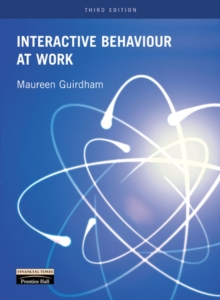Interactive Behaviour at Work, Paperback
