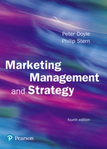 Marketing Management and Strategy, Paperback