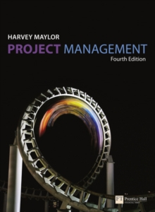 Project Management : (with MS Project CD ROM), Mixed media product