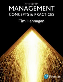 Management : Concepts and Practices, Paperback