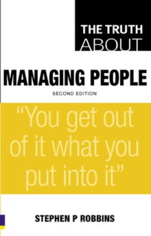 The Truth About Managing People, Paperback Book