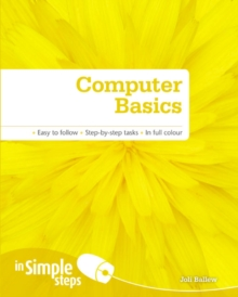 Computer Basics in Simple Steps, Paperback Book