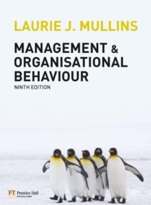 Management and Organisational Behaviour Plus MyLab Access Code, Mixed media product